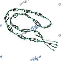 <p>Beaded Ogguns mazo 31 inches long</p>